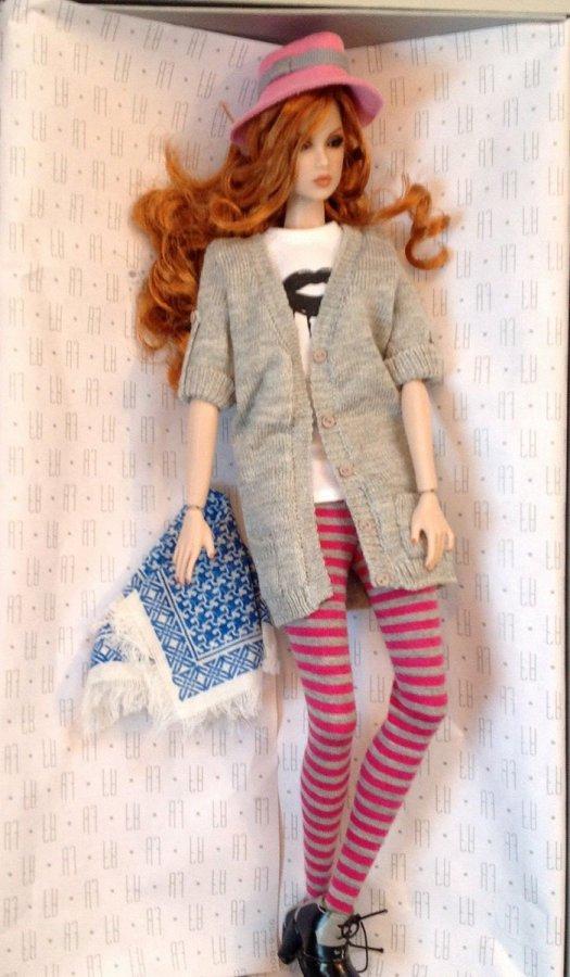 Дизайнерская кукла Джейсона Ву