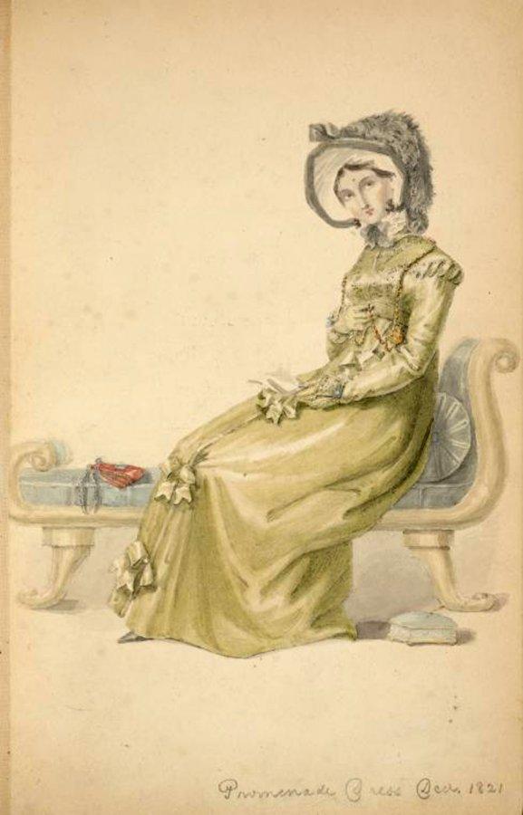 Модная иллюстрация