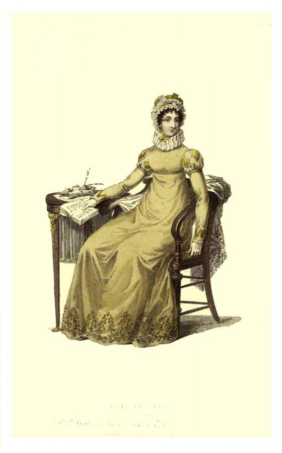 Мода XIX века