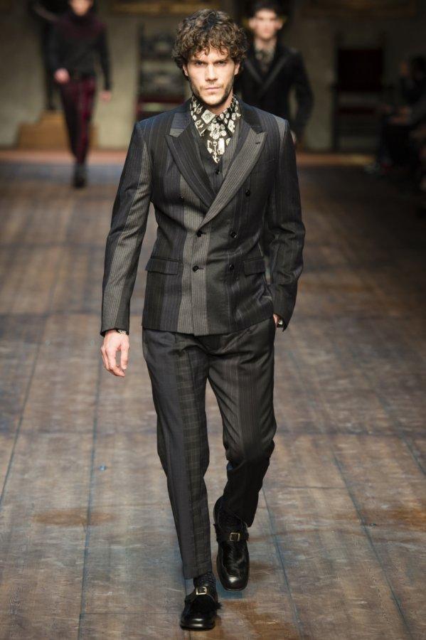Мужской костюм Dolce&Gabbana, фото
