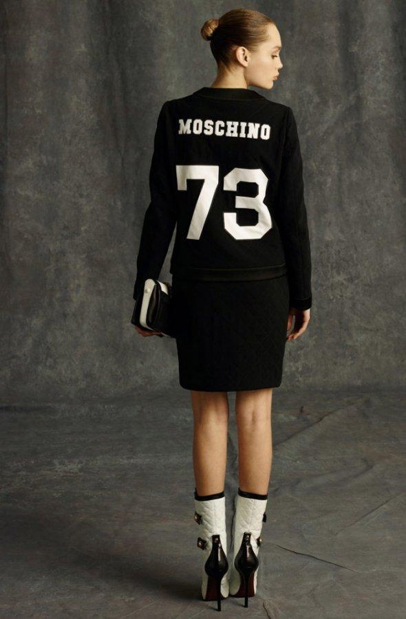 Коллекция Moschino pre-fall 2014