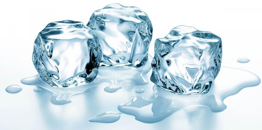 Косметический лед для кожи лица