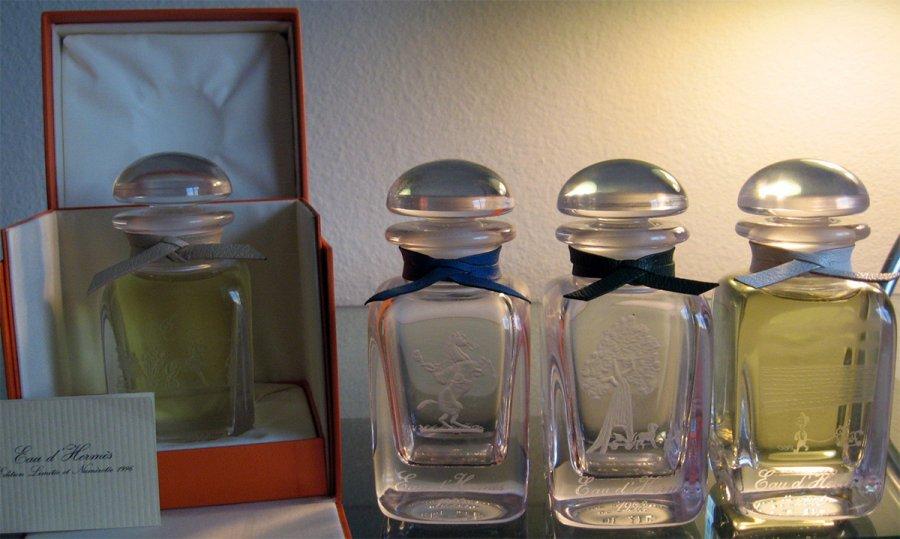 парфюм Grande Eau d'Hermes от Эдмона Рудницка