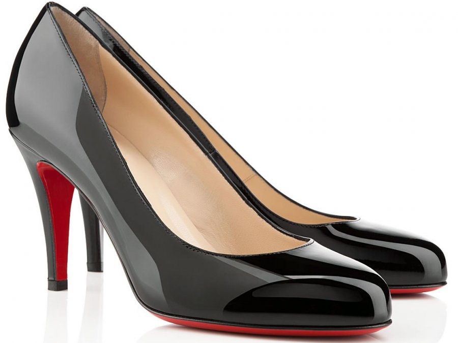 Выбираем лаковые туфли для девушки