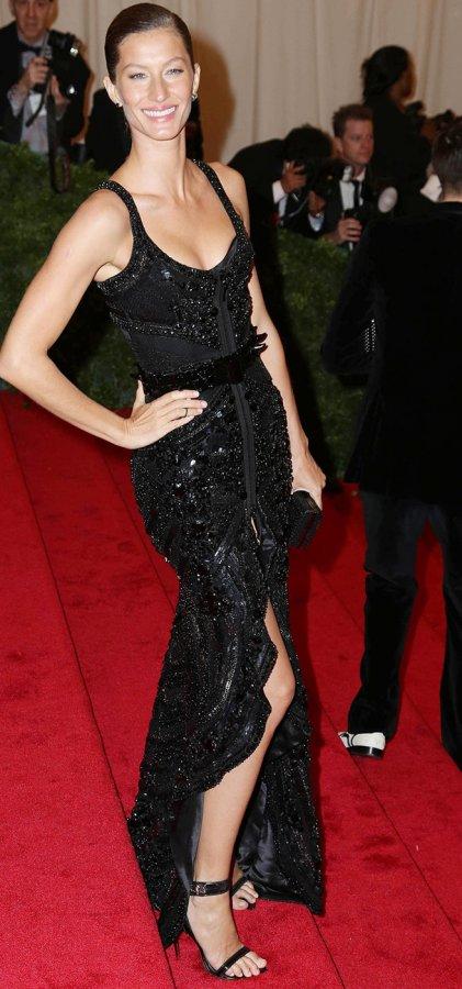 Нарядное черное платье, фото