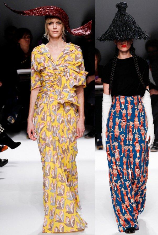 Высокая мода Schiaparelli весна-лето 2014