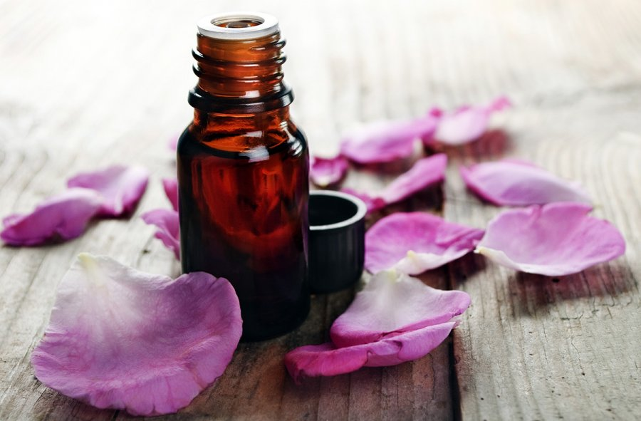Настоянные ароматические масла