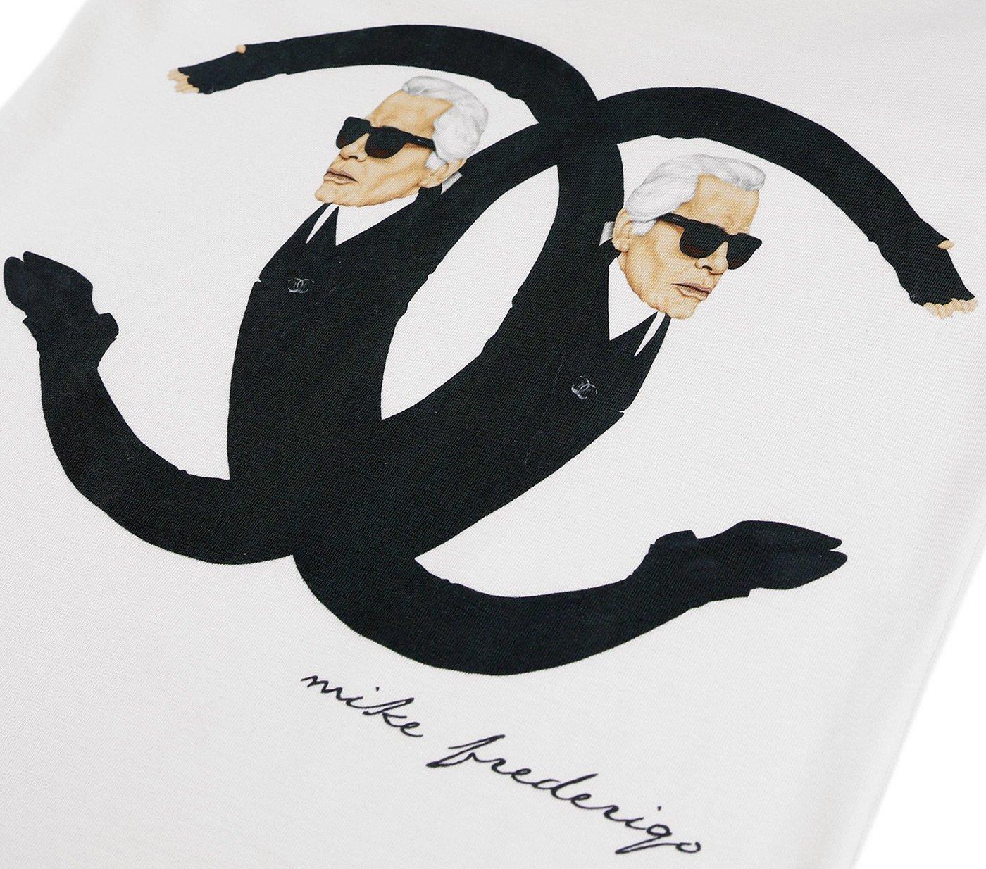 Логотипы модных брендов в иллюстрации