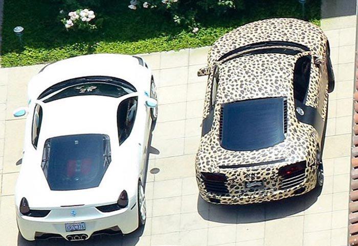 Окраска автомобиля по леопарда – леопардовые машины
