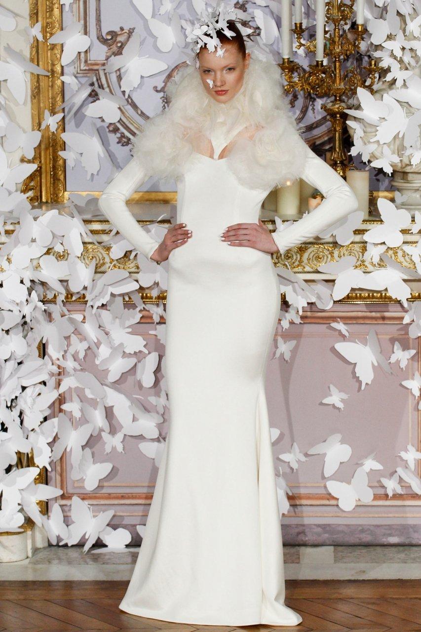 Свадебные платья диор