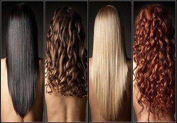 Кератин в волосах
