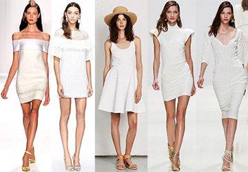 Белые платья 2014