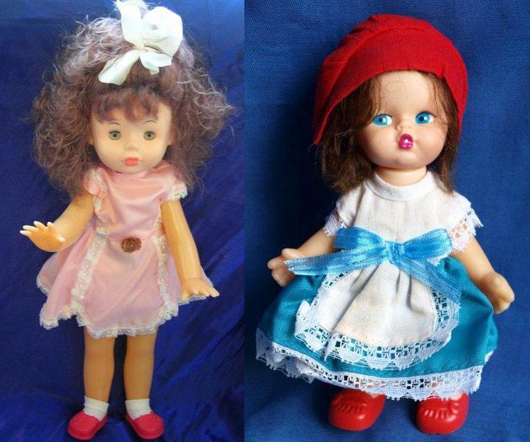 Куклы советских времен – фото кукол из СССР