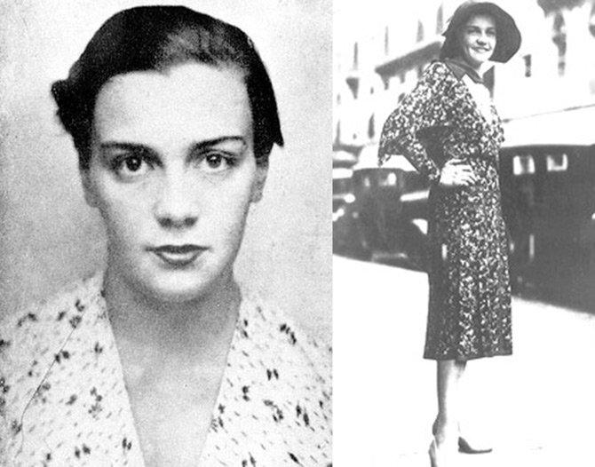 Княгиня Вера Оболенская