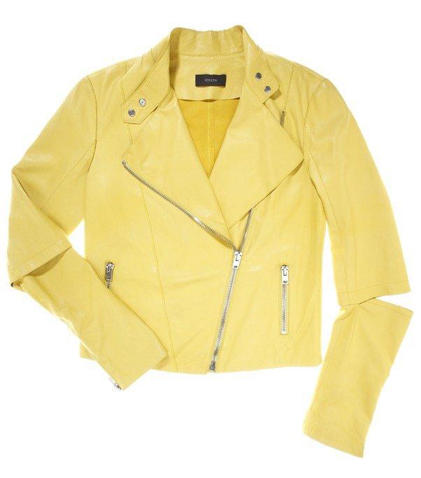 Весенняя байкерская куртка для девушек