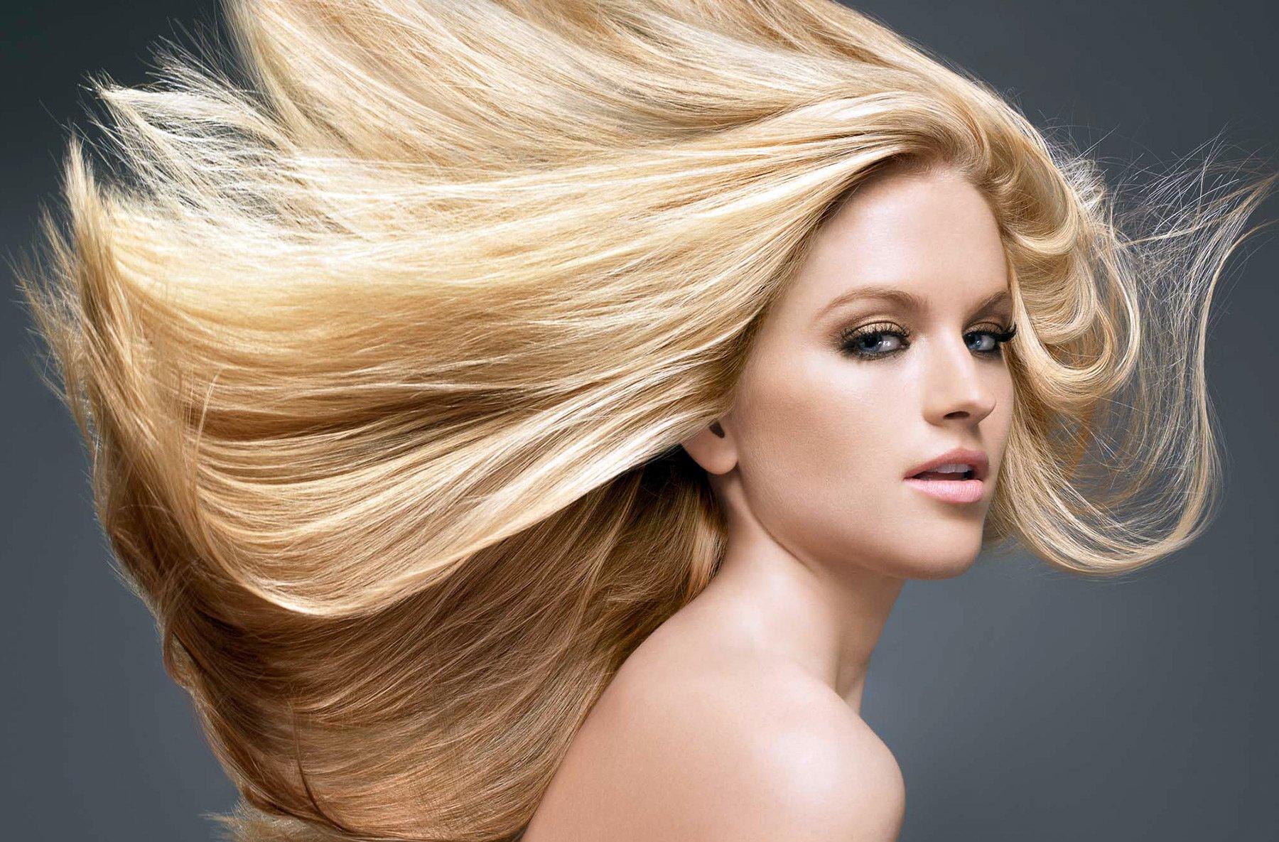 Красивые блондинки волосы фото