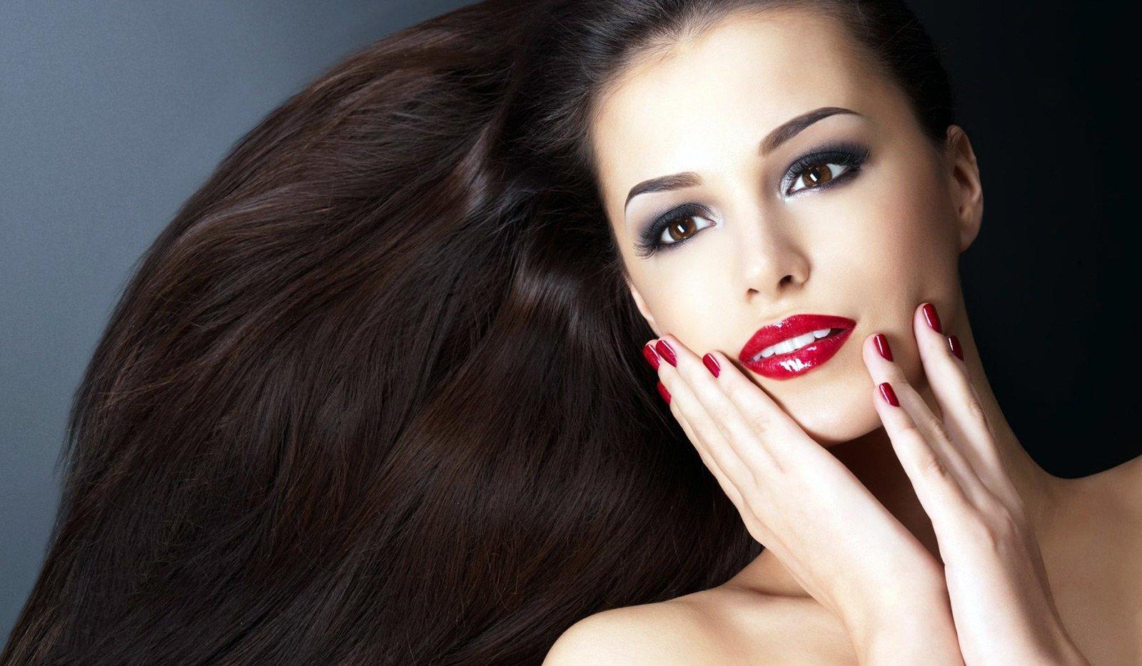 Красивые фотографии девушек с красивыми волосами фото 402-549