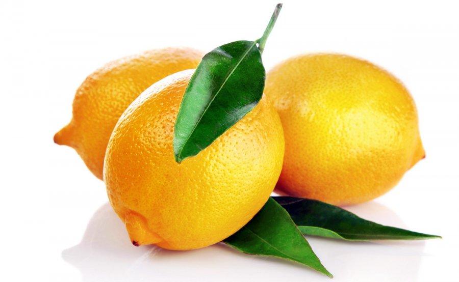 Лимон для отбеливания кожи лица