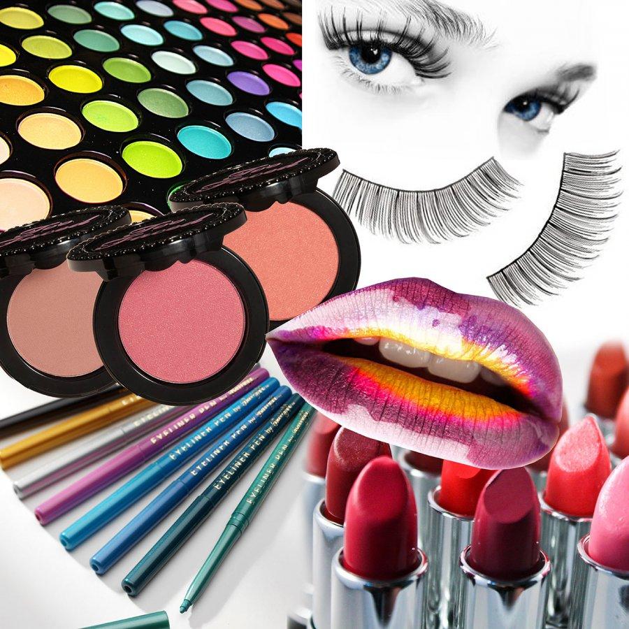 Нарушаем правила - оригинальные идеи макияжа