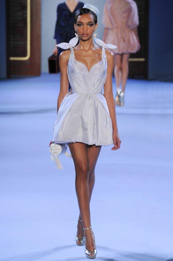 Платье Ulyana Sergeenko 2014