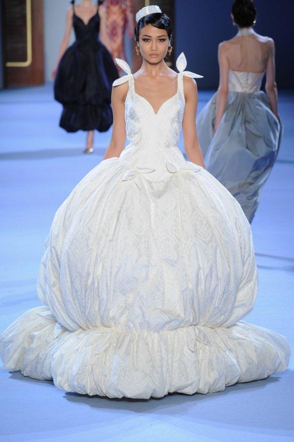 Платье из коллекции Ульяны Сергеенко