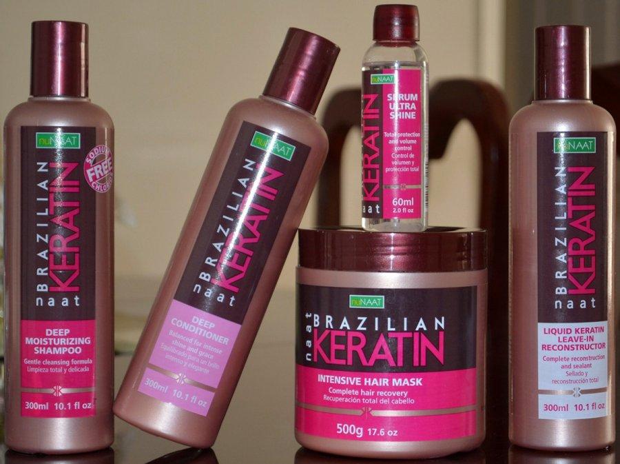 Кератин и восстановление волос