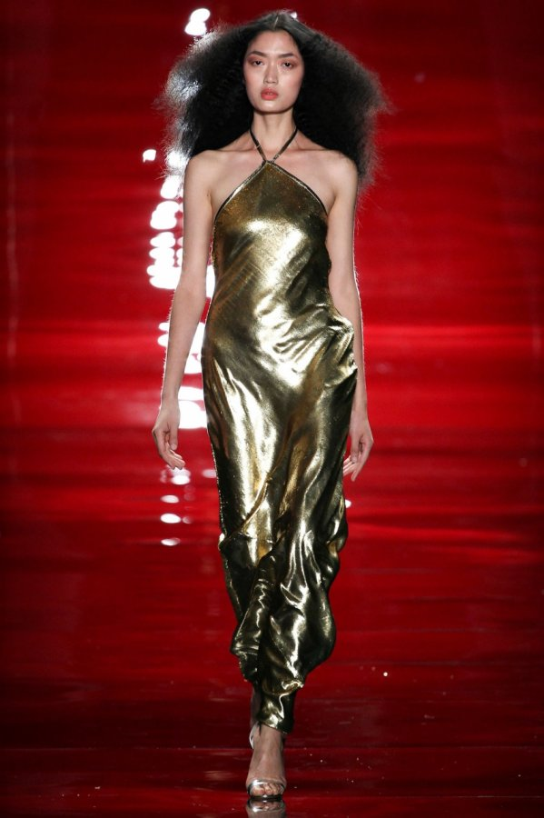 Золотое платье 2014