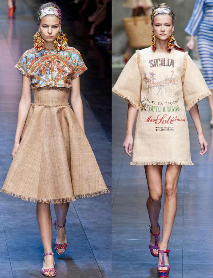 Лен и одежда из льняных тканей