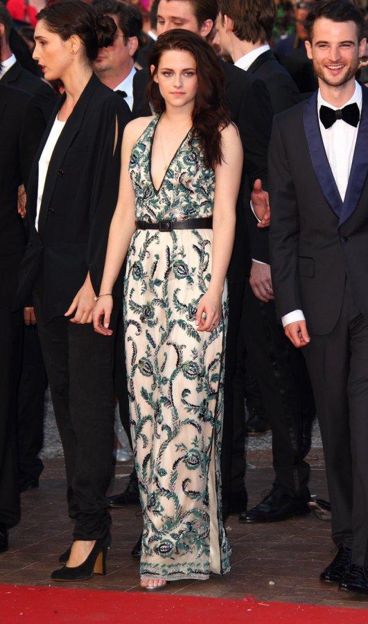 платье Кристен Стюарт