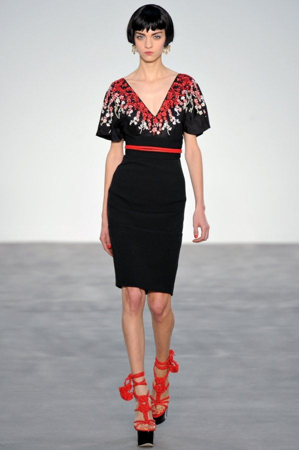 Короткое платье L'Wren Scott