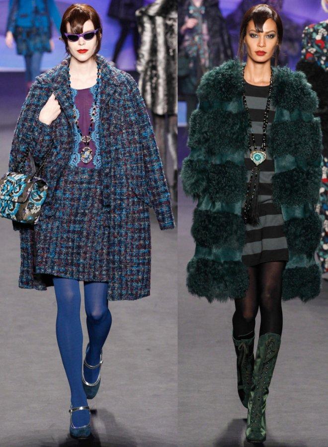 Пальто и шубка осень-зима 2014-2015
