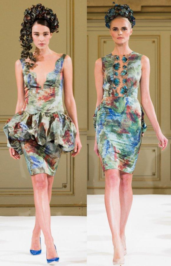 Летние платья от Yanina