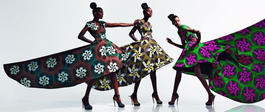 Принты на модной одежде