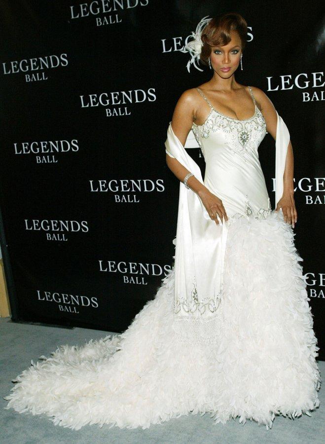 Белое платье, фото