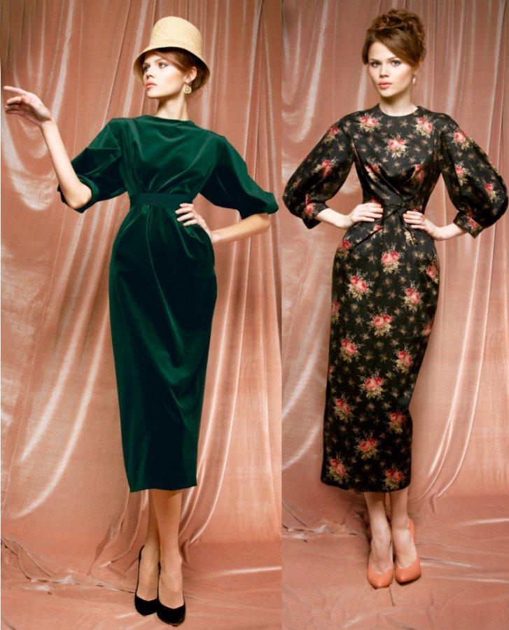 Платья из коллекции Ульяны Сергеенко