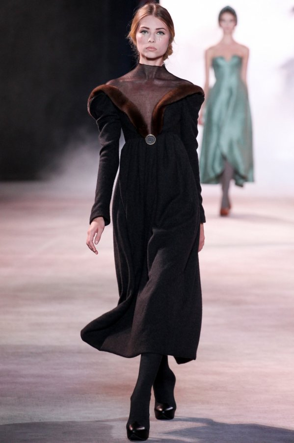 Фото платья Ульяны Сергеенко