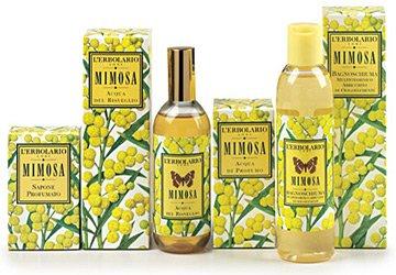 Парфюмерия с ароматом мимозы