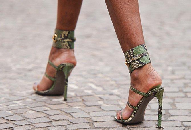 Как выбрать стильную обувь