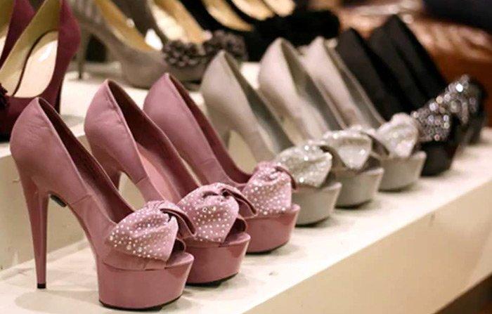 Туфли на платформе, фото