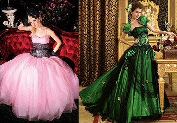 Пышные платья 2014