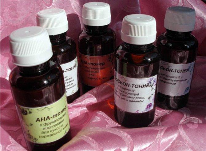 препараты с АНА-кислотами