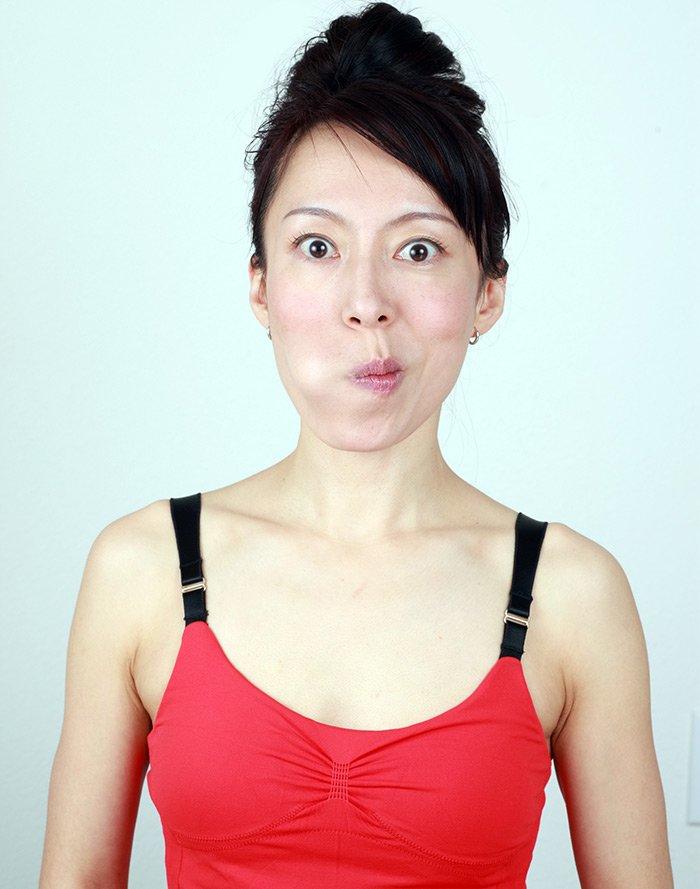 Гимнастика и упражнения для лица от морщин