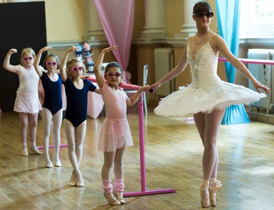 Занятия балетом для формирования правильной осанки