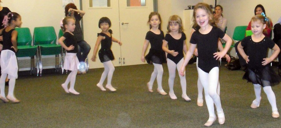 Занятия танцами для формирования правильной осанки