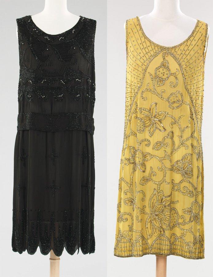 Платья 20-х