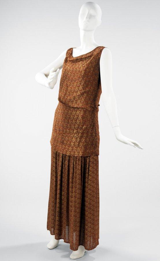 Платье двадцатых годов