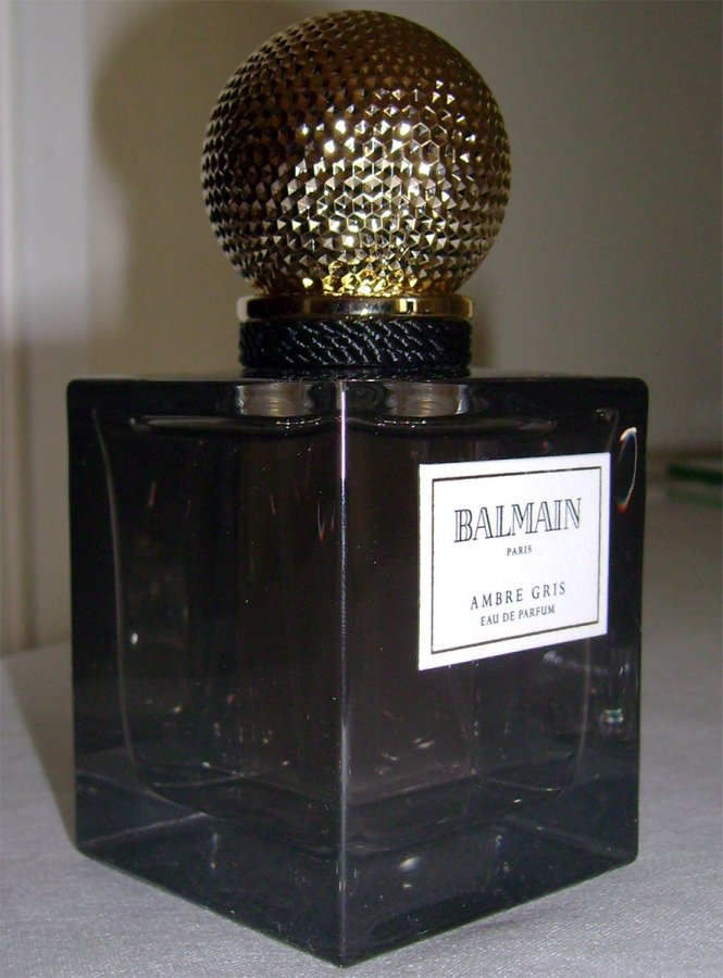 Парфюм от Balmain