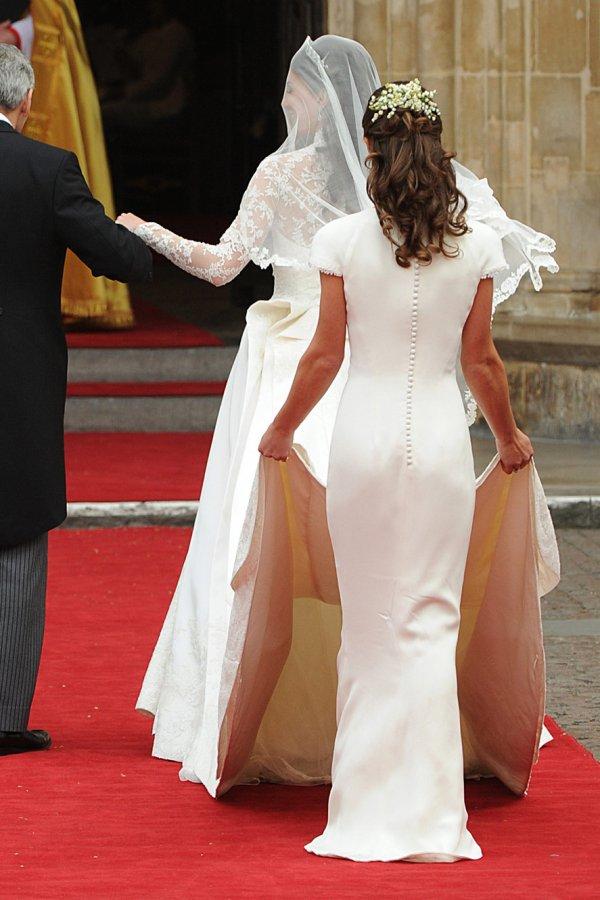 Платье Пиппы Миддлтон