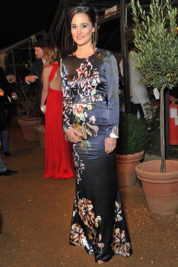 Фото платья Пиппы Миддлтон
