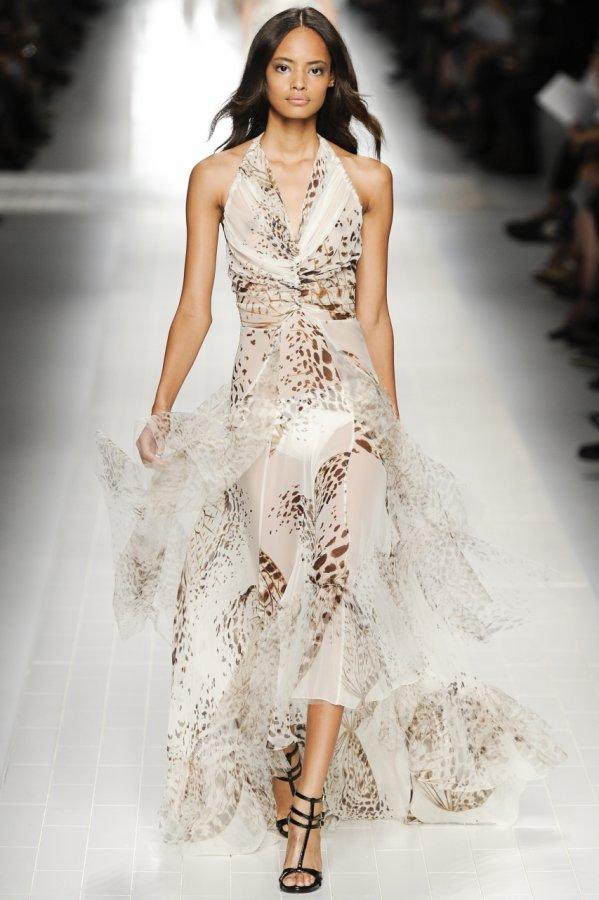 платье Blumarine 2014